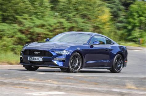 ford mustang  ecoboost  uk review autocar