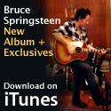 Bruce Sprinsteen on iTunes