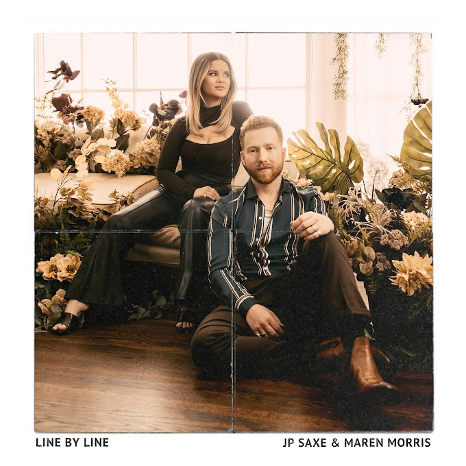 JP Saxe & Maren Morris - Line By Line - Single [iTunes Plus AAC M4A]