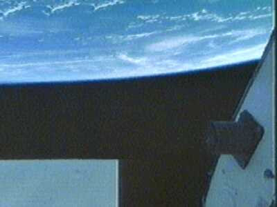 fotogramma della panoramica con perno