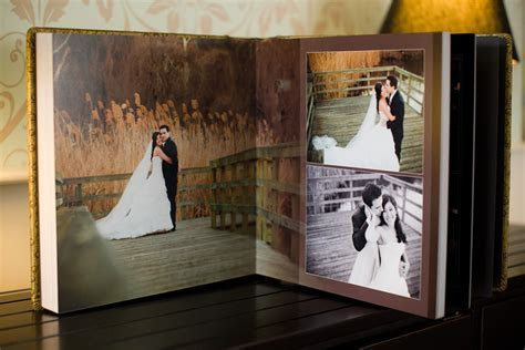 Wedding album ~ New York wedding photographer » Romantic