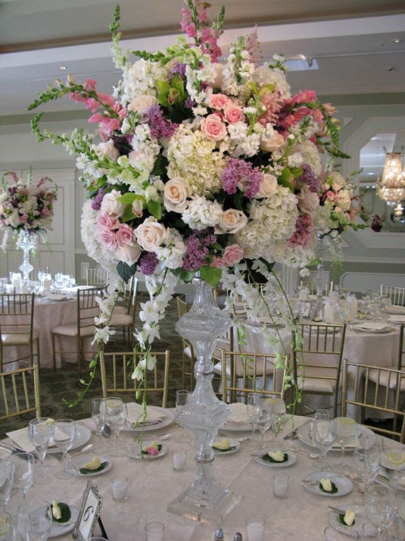 Price Estimate For Tall Centerpiece With Pic