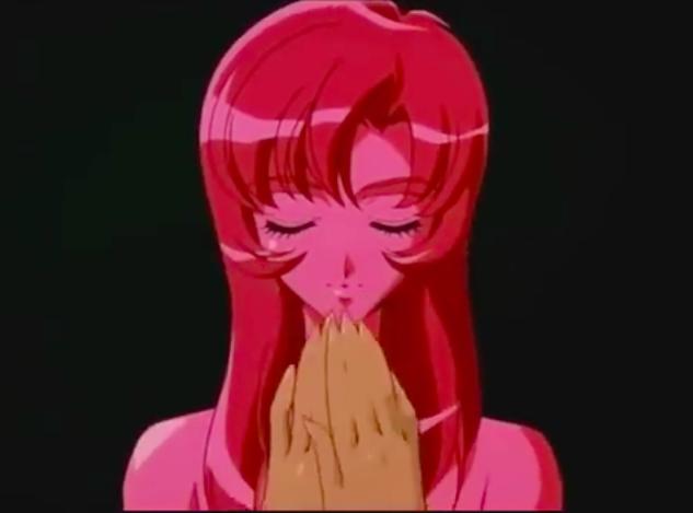 anime images: Sad Anime Boy Listening To Music