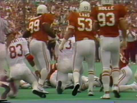 Marcus Dupree Disappears - 1983