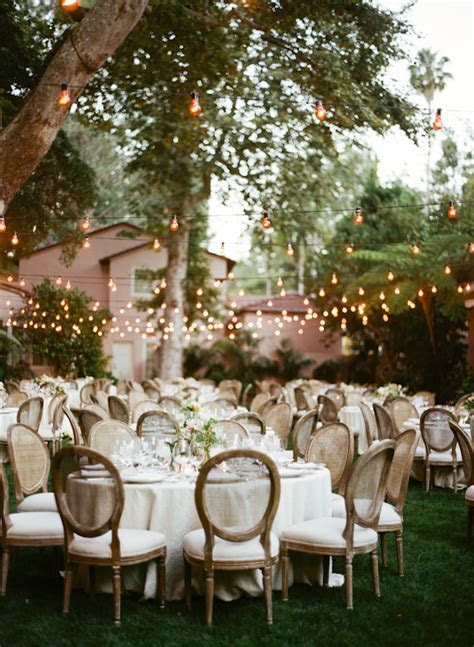 Elegant Garden Wedding from Gia Canali Photography