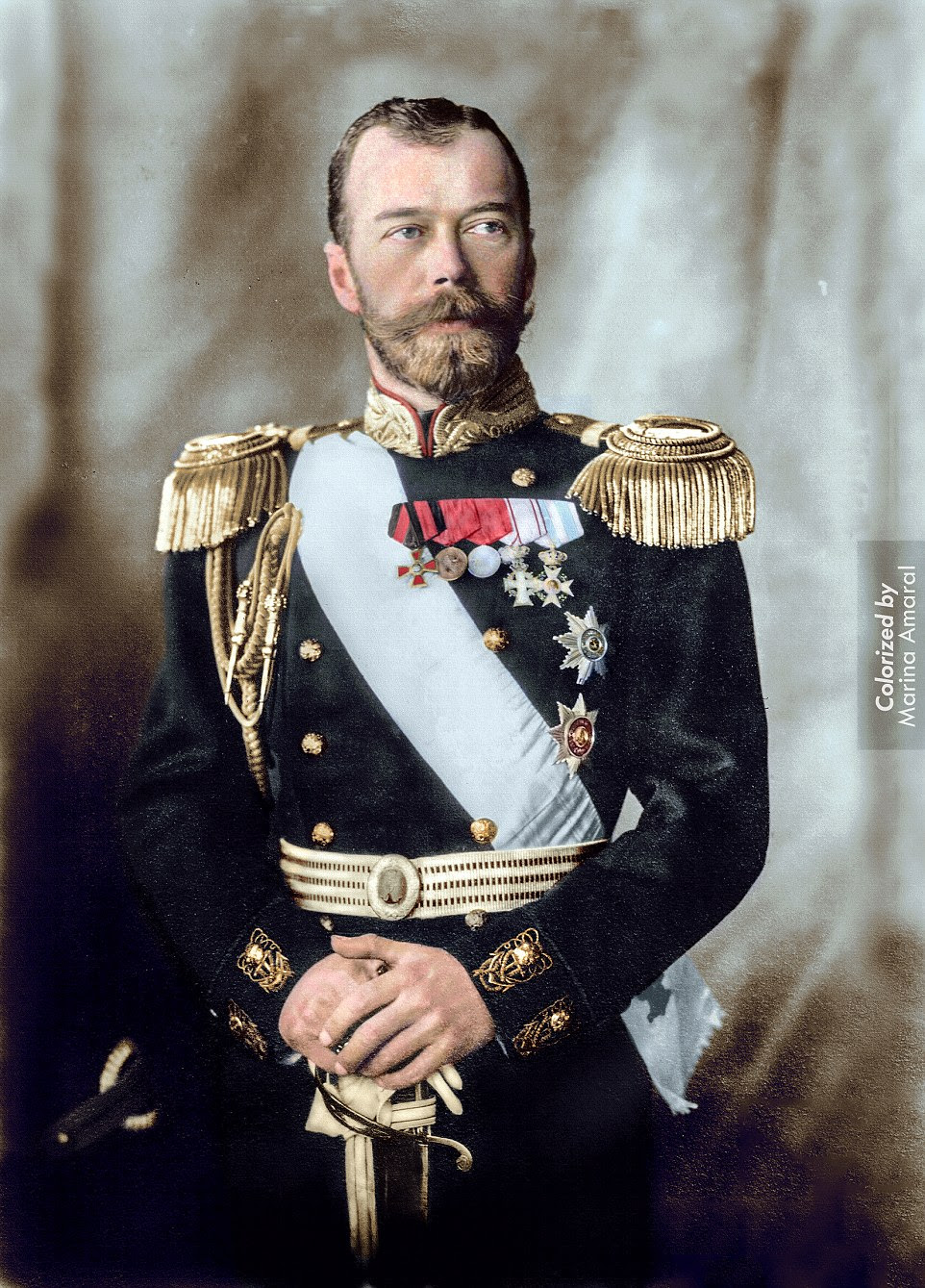 Murdered: Nicholas II of Russiawas the last Emperor of Russia, ruling from 1 November 1894 until his forced abdication on 15 March 1917. In the spring of 1918, Nicholas and his family were executed by the Bolsheviks