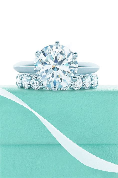 The Tiffany® Setting   Wedding, Engagement rings and
