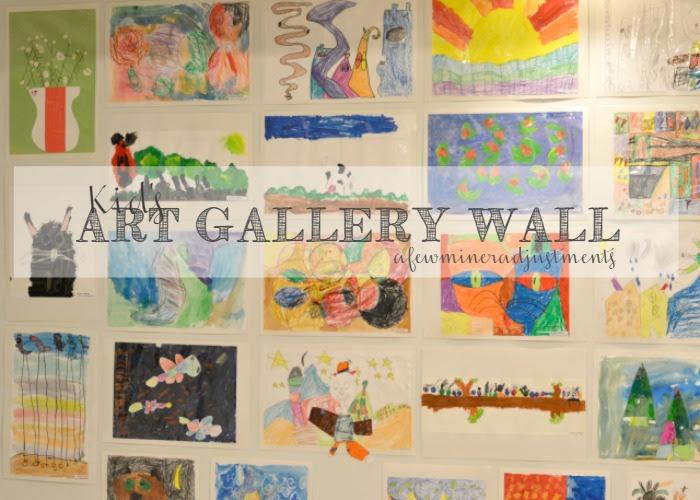Kid's Art Gallery