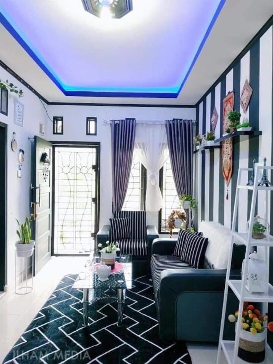 Rumah Minimalis Putih Coklat | Ide Rumah Minimalis