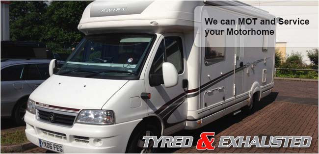 Motorhome Services Aylesbury Tyred And Exhausted Aylesbury