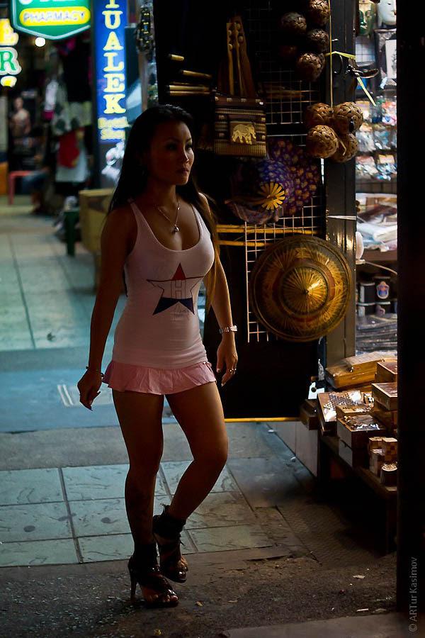кто трахал проституток в тайланде как они