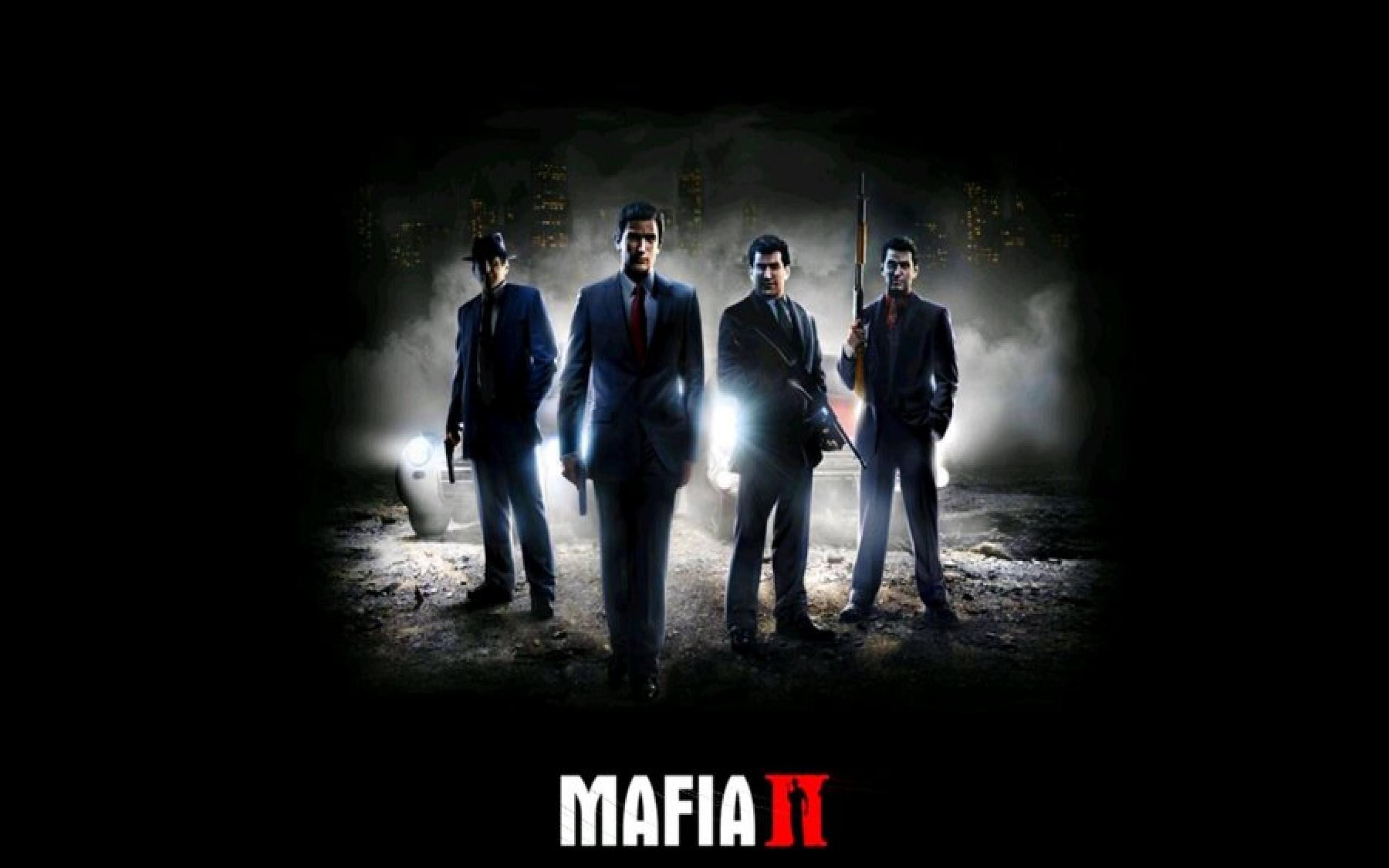 Mafia 2 Wallpaper Hd