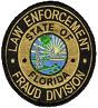 English: Division of Insurance Fraud Patch