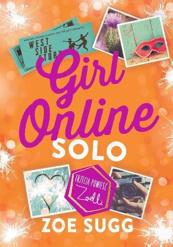 Okładka książki Girl Online. Solo