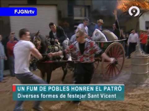 San Vicente 2010 - Nules (Castellón) [Canal 9]