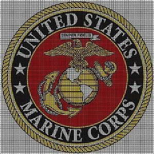 US Marines Crochet Pattern