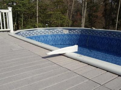 Replacing Used Pool Parts