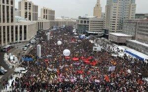 Рекордный митинг на проспекте Сахарова: невеселые размышления и вопросы без ответов