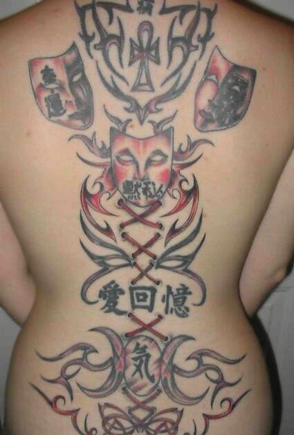 Nornen Tattoo: Shawna Norman Tattoos