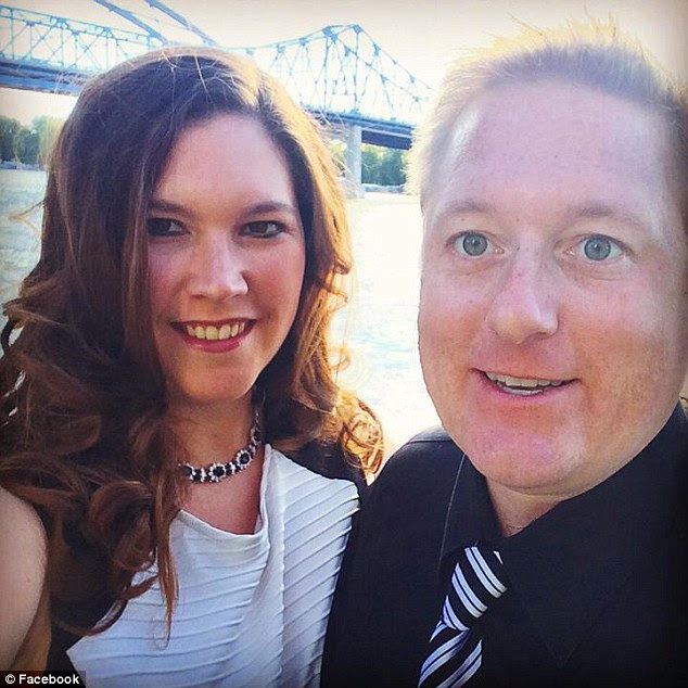 Perfect couple: Friends and former coworkers are shocked by the news, reporting the young lawyers were motivated and 'on a good path'