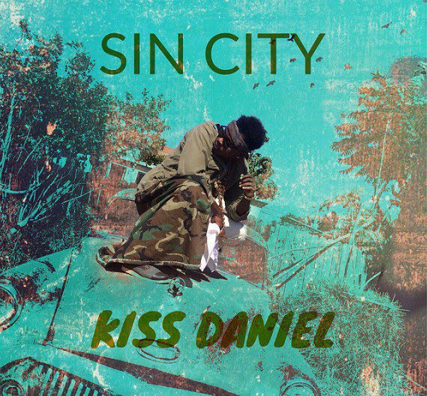 kiss-daniel-sin-city-art