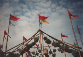 Glastonbury Festival in the mid 1990's