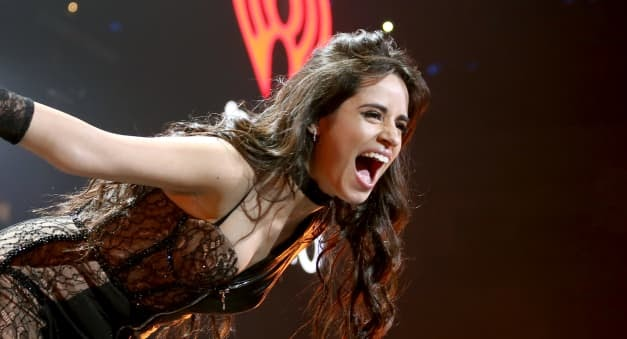 Camila Cabello drops Romance, feat DaBaby, Shawn Mendes, Finneas