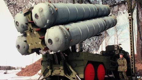S300 missiles