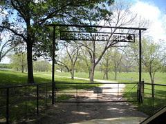 Bluebonnet Hill Gate