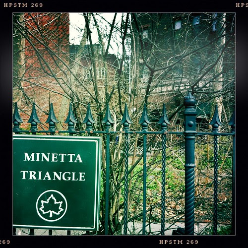 March 9, 2011 Minetta Triangle, Greenwich Village