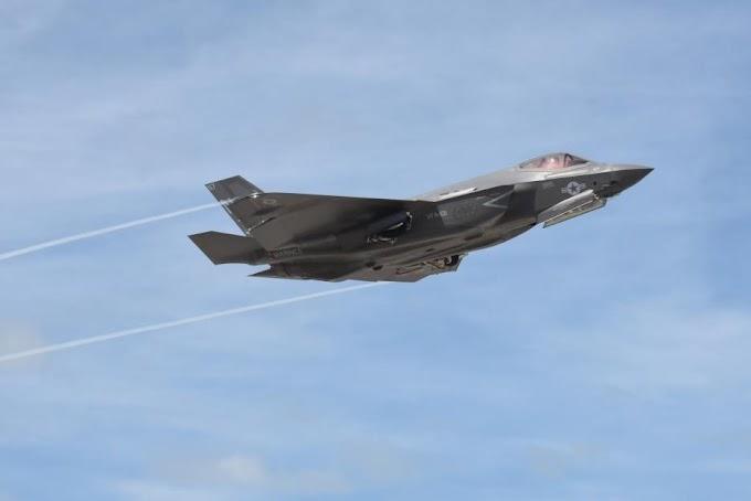 Velocidades supersônicas podem causar danos estruturais e à furtividade do F-35