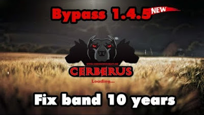 Bypass 1.4.5 Fix Band 10 years - Pubg Mobile 0.13.5