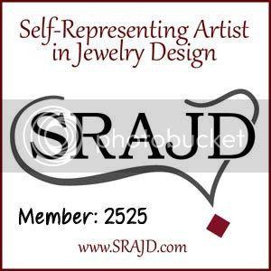 Self-Representing Artist Jewelry Designer #2525
