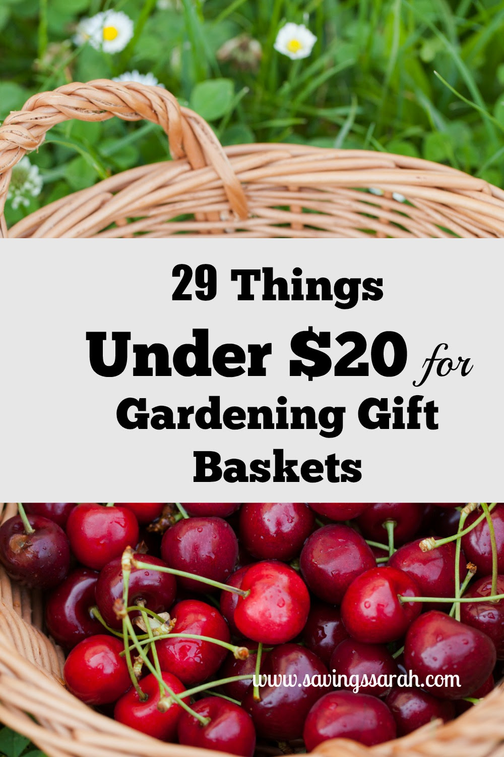 29 Clever Things Under 20 For Gardening Gift Baskets Earning And