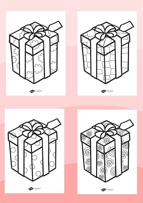 Christmas Coloring Pages Printable Twinkl | Coloring Pages ...