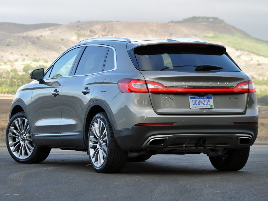 New 2015 / 2016 Lincoln MKX For Sale - CarGurus Canada