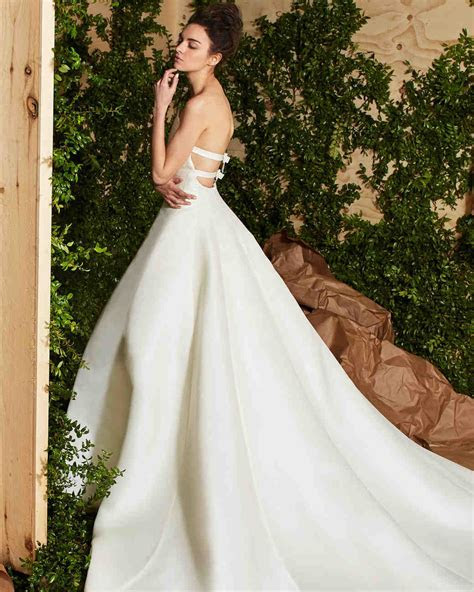 Carolina Herrera Spring 2017 Wedding Dress Collection