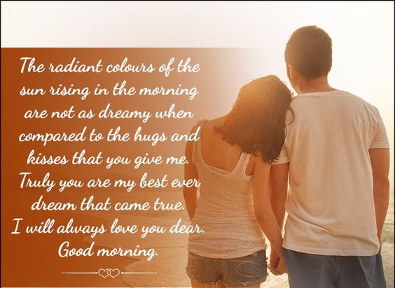 Best Romantic Good Morning Love Images For Wife Her