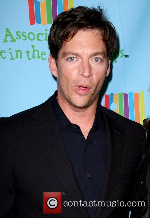 Harry Connick Jr. and Paul Newman