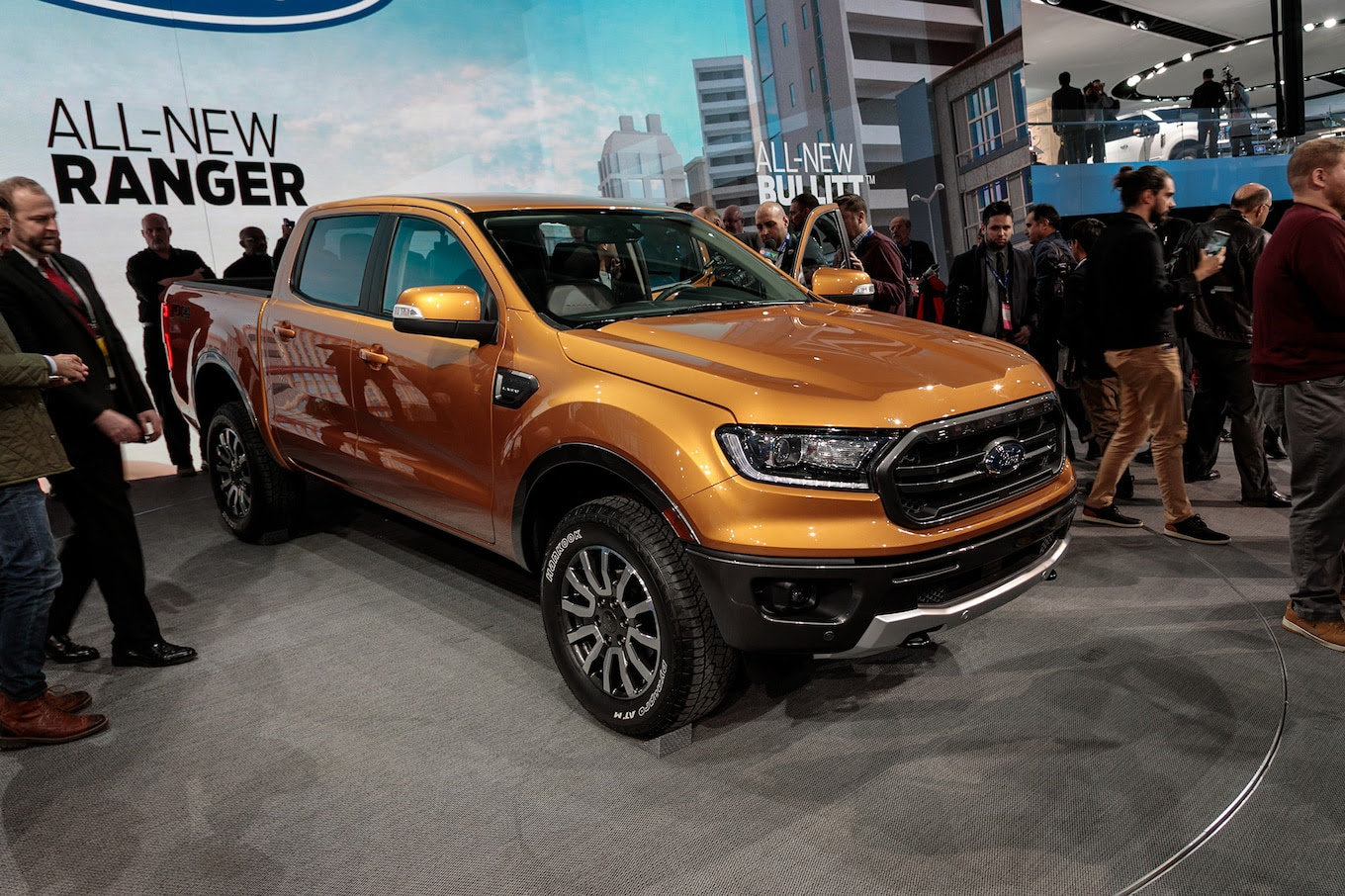 Ford Ranger Raptor First Look: New Off-Roader Gets a 210 ...