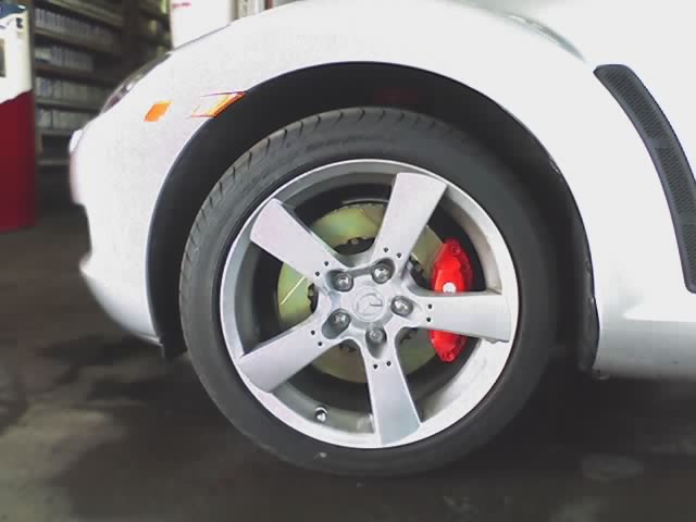 Brembo Big Brake Upgrade Issue Rx8club Com