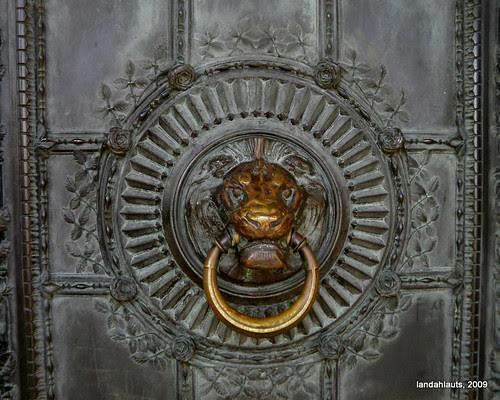 Aldaba en Basilique du Sacré Cœur, Montmartre