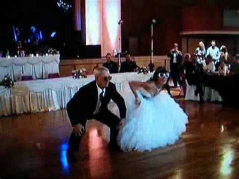 Best Father Daughter Wedding Dance   K&C's Funny Wedding