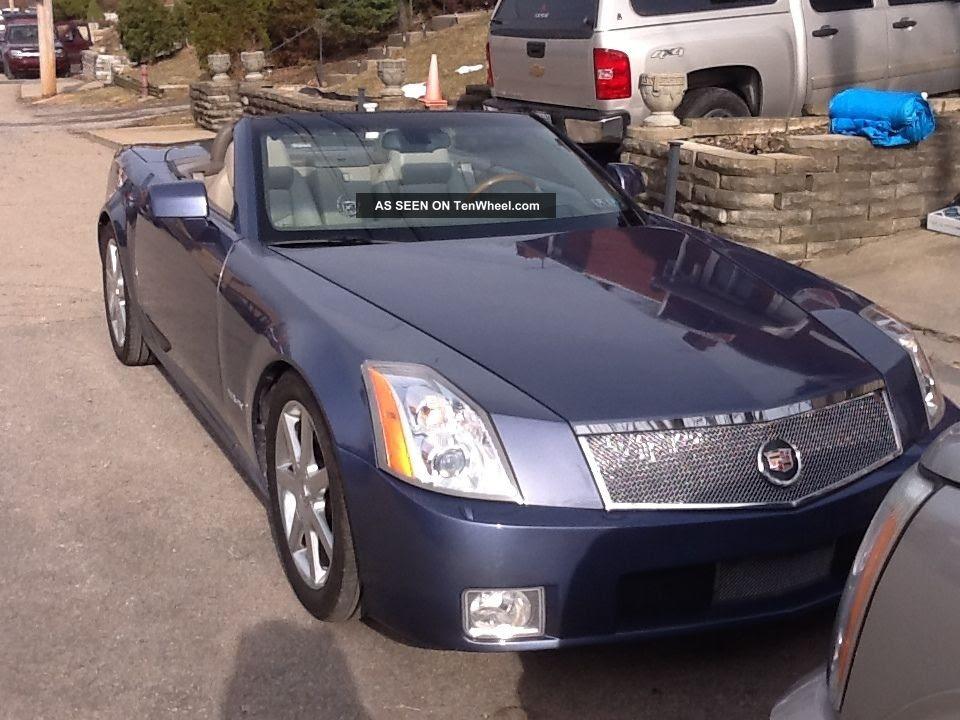 2005 Cadillac Xlr Base Convertible 2 - Door 4. 6l