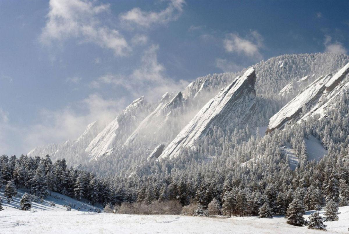Algumas das montanhas mais bonitas do mundo 20