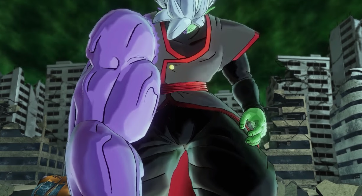 Dragon Ball Xenoverse 2's fourth (and possibly last) DLC brings the absurdity screenshot