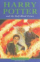 Harry Potter And The Half-Blood Prince (häftad)