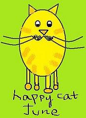 Happy Cat June