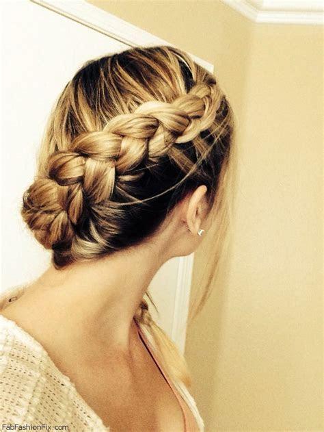 Dutch Braid Hairstyle Tutorial   Fab Fashion Fix
