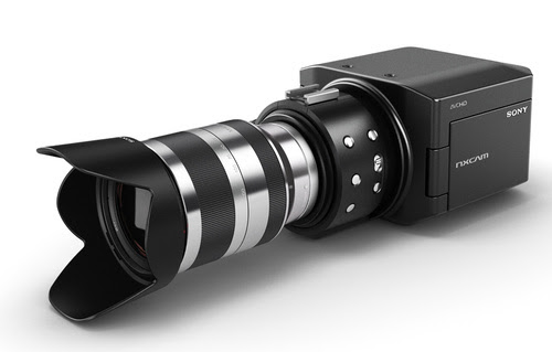 Sony's Camcorder That Takes DSLR Lenses Will Be On Sale Next Year